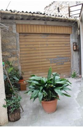 CASA WITH GARAGE  CUTRO' VIA LA MELA N.27-29, BIVONA(AG)