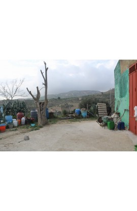 AGRICULTURAL STOREROOM CURABA – CDA ALBANO