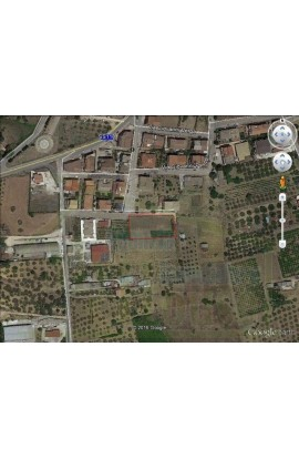 LAND PIAZZA – VIA MANZONI - PROPERTY IN SICILY