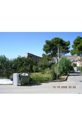 HOUSE AND LAND CUSUMANO - PROPERTY IN SICILY