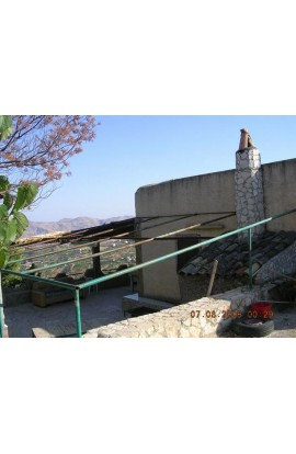 VILLETTA E TERRENO – CAMMARATA S. - PROPERTY IN SICILY