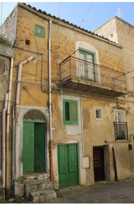 CASA KITTI VIA CINQUEMANI - PROPERTY IN SICILY