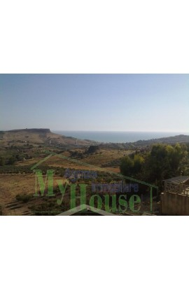 VILLA PANORAMICA IN REALMONTE - PROPERTY IN SICILY