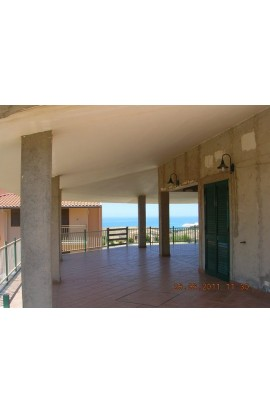 VILLA ON THE PROMONTORY OF MINOA - PROPERTY IN SICILY