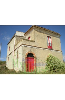 CASA COLONICA LEANDRA - PROPERTY IN SICILY
