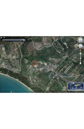 AGRICULTURAL LAND WITH SEA VIEW AT BOVO MARINA - PROPERTY IN SICILY