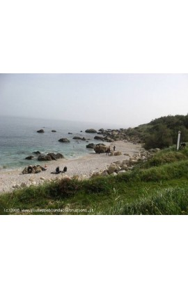 PLOT OF LAND AT SCOPELLO - PROPERTY  IN SICILY