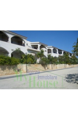 PANORAMIC SEASIDE APARTMENT AT SAN MARCO - PROPERTY IN SICILY