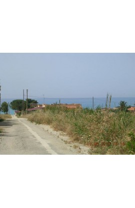 PANORAMIC LAND AT SAN GIORGIO (SCIACCA) - PROPERTY IN SICILY