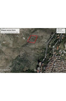 LAND  MARCELLO – CONTRADA S.ANTONINO - PROPERTY IN SICLY