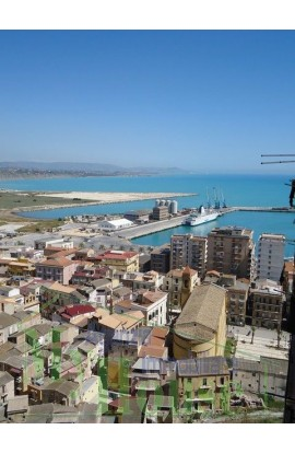 PANORAMIC SEASIDE APARTMENT IN PORTO EMPEDOCLE (AG)