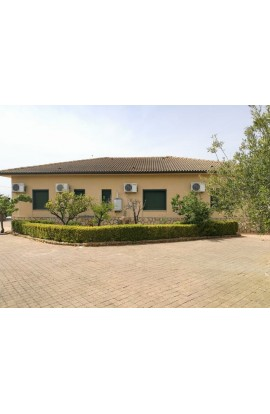 CASA CACCIATORE - FAVARA (AG)