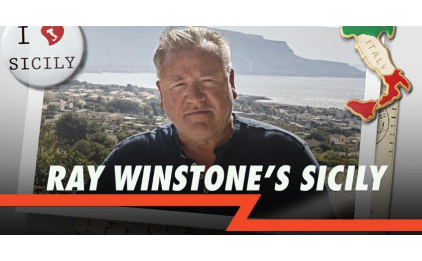 RAY WINSTONE - CIANCIANA LUNEDI 12 OCTOBER 2020 ORE 22:00 ORARIO ITALIANO - BLAZE TV ON SKY